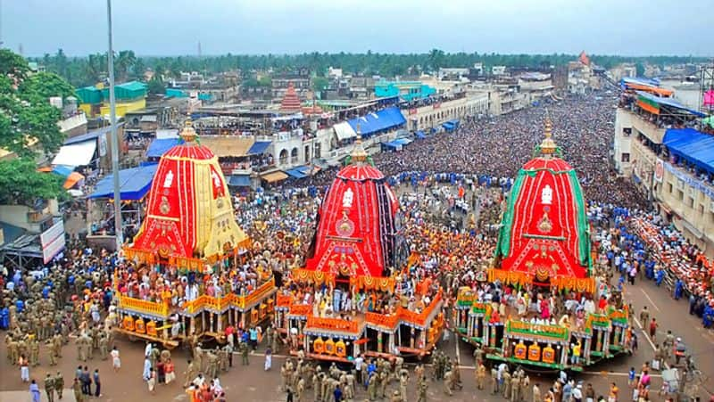 Lord Jagannath Rath Yatra 2019 commences in Ahmedabad; PM Modi wishes people