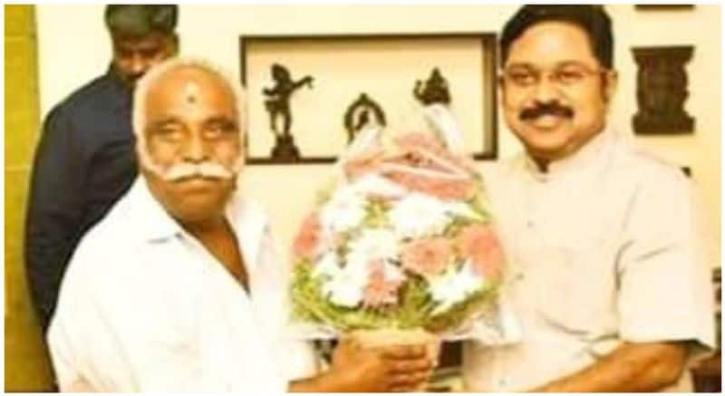 Who will be AMMK Candidate in vellore?