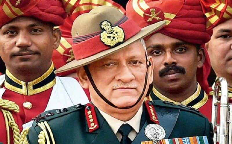 Army chief said Pakistan never repeat kargil like infiltration in border