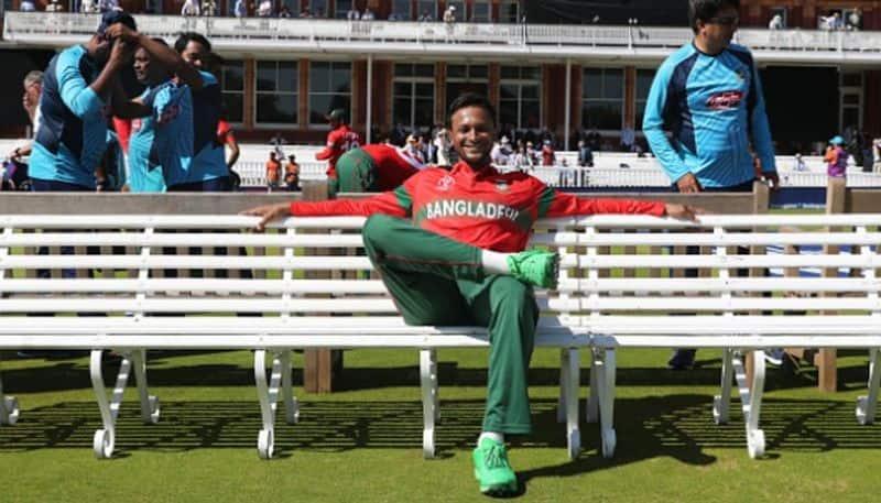 World Cup 2019 Mortaza praises Shakib emulating Tendulkar Hayden