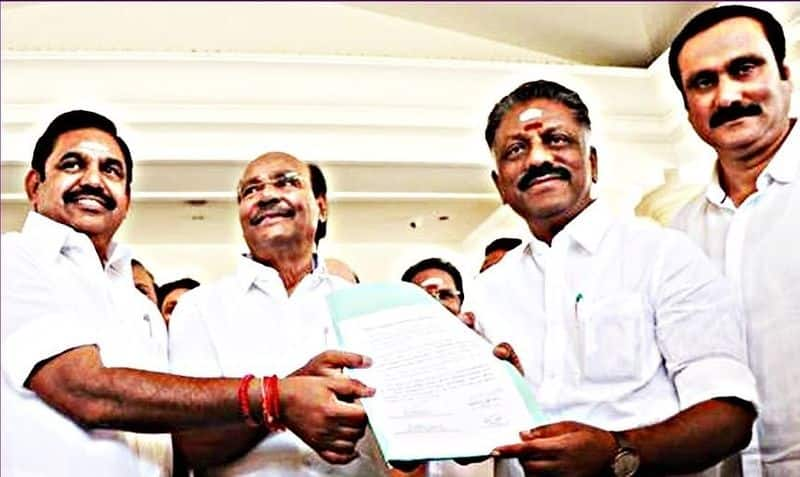 ADMK in rage over Anbumani