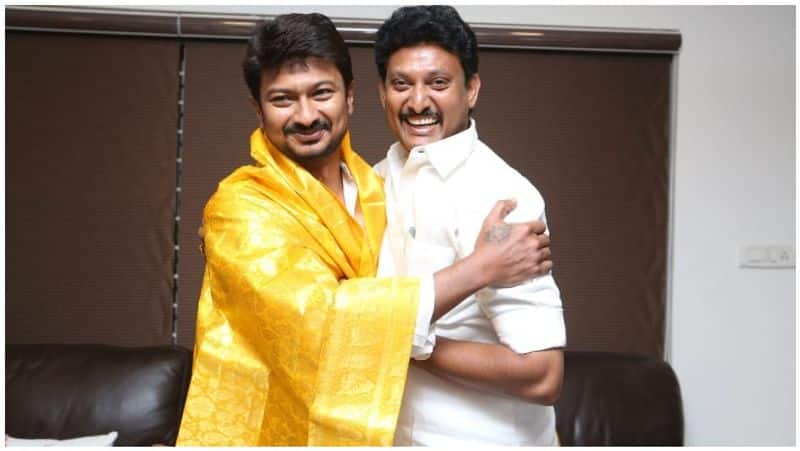 Udayanidhi Fan Club executives are DMK youth team administrators