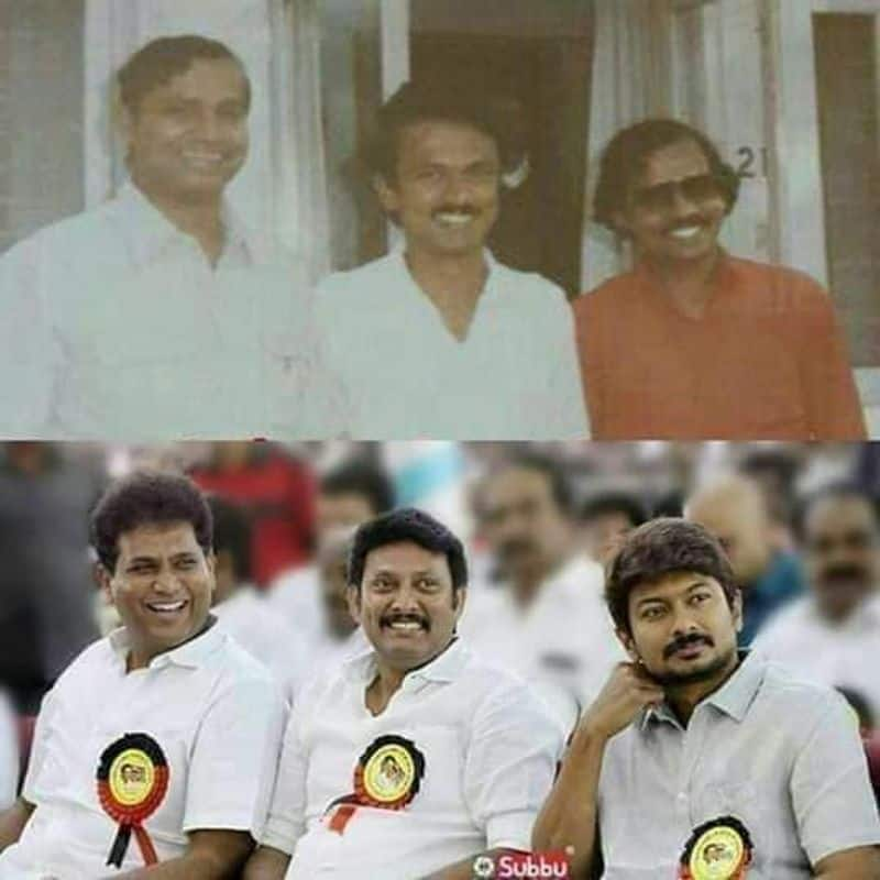 udhayanidhi van fill in Stalin's place