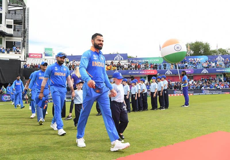 World Cup 2019 semi-final look back India vs New Zealand clashes World Cup