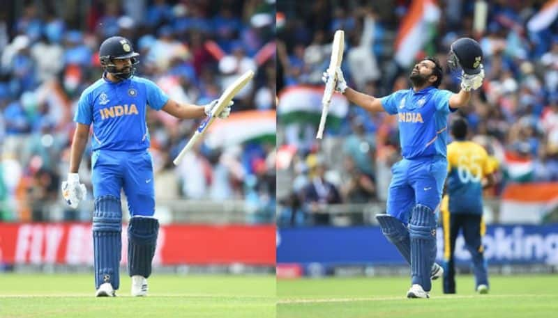 World Cup 2019 My 5 hundreds mean nothing India dont win trophy Rohit Sharma