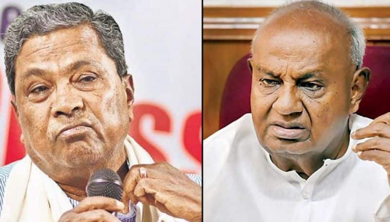 Karnataka MLAs resignation Former PM Deve Gowda says his party did not aspire for CMs post