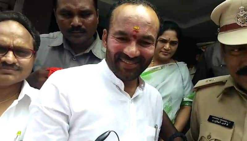 Union minister Kishan Reddy: Pakistan would be wiped out if it went to war with India