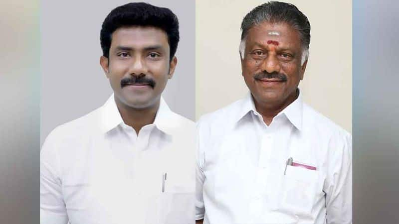 Son in Union Cabinet ... move again panneerselvam
