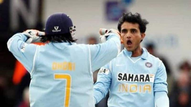 sehwags birthday wish to his captain ganguly