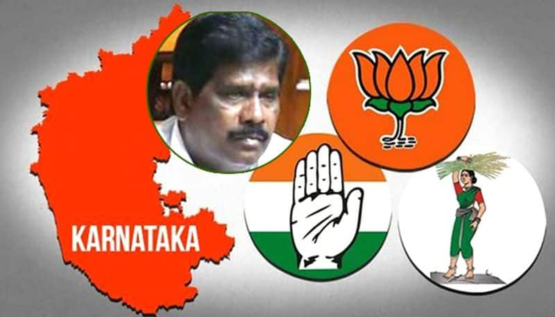 Karnataka coalition govt in deeper trouble; Independent MLA Nagesh resigns as minister