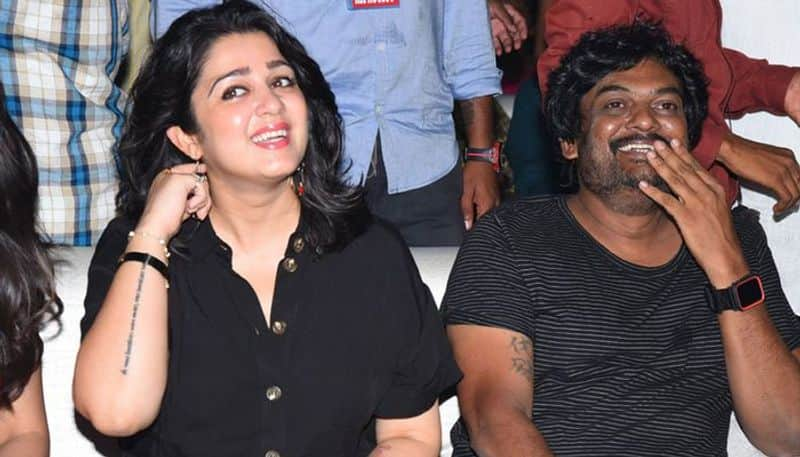 puri jagannadh and charmme kaur helping 20 directors and co directors