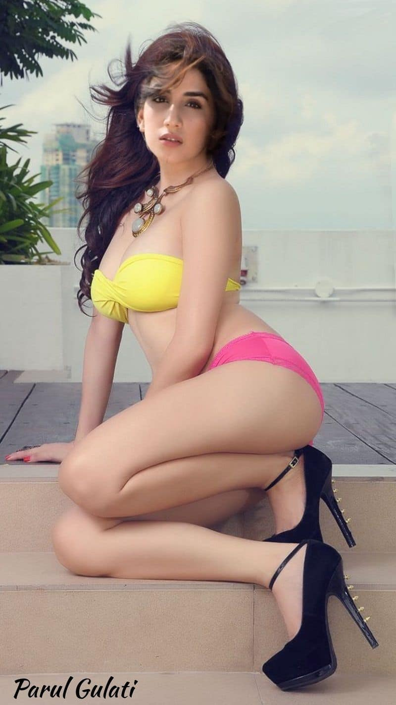 Hot and Sexy parul gulati You will not have seen before in Bikini and Swimsuit in these photos