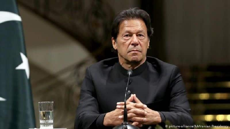 Pakistan Prime Minister Imran Khan compulsive liar says opposition in country
