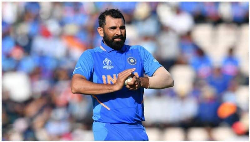 after bcci interference america gave visa to shami