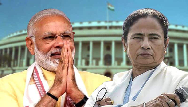 TMC calls BJP most corrupt saffron party hits back says allegations meaningless