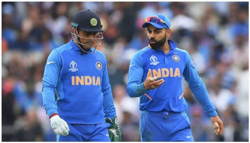 chief selector msk prasad opinion about ms dhoni