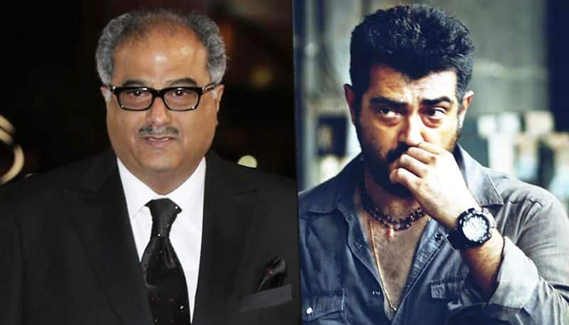 Tamil star Ajith signs two more films, strikes Rs 100 crore deal with Boney Kapoor