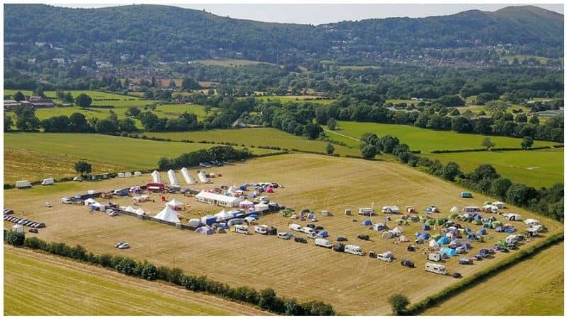 Sex festival won t go ahead because you can not social distance England