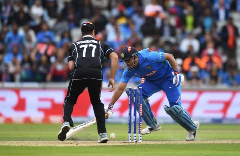 India lost out of World Cup cricket after losing to New Zealand in semi-finals