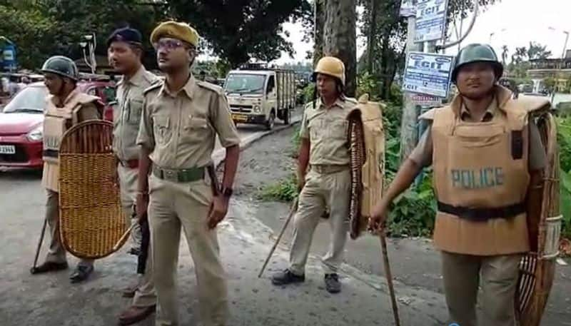 West Bengal government has transferred 40 police officers in midnight order