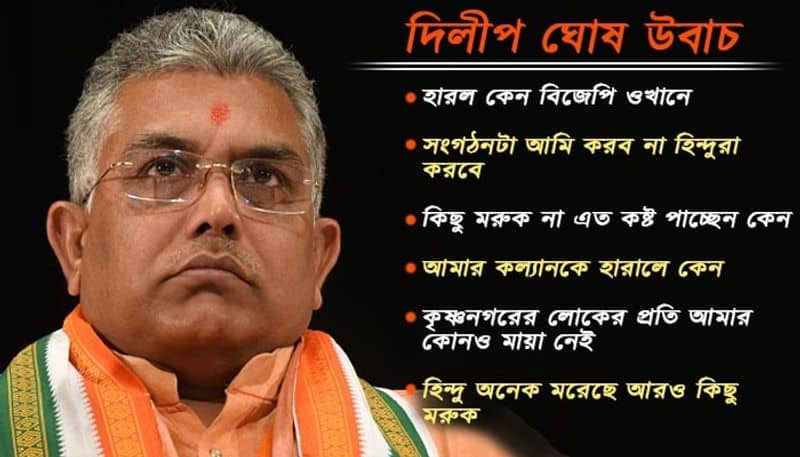 Truth about Dilip Ghosh's Viral video revealed