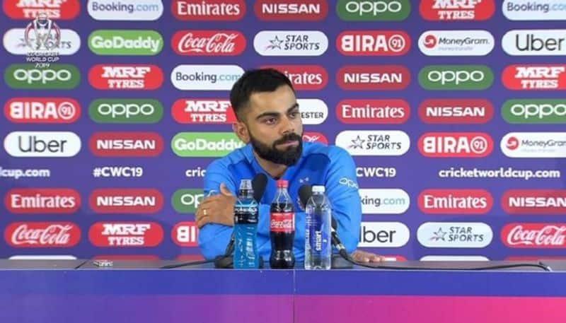 Full text Virat Kohli press conference India World Cup 2019 exit