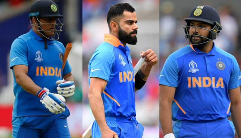 World Cup 2019 Indian players head different directions Dhoni likely return Ranchi