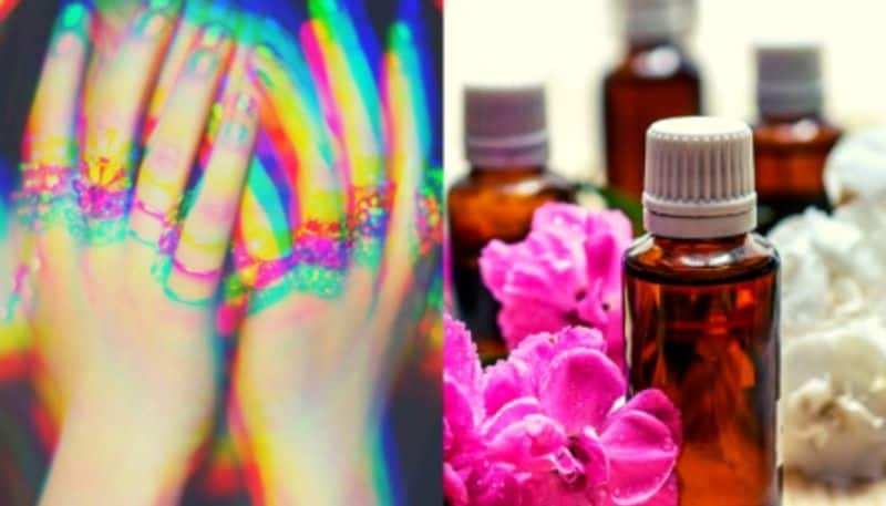 Why do essential oils work in relieving anxiety