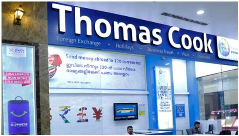 Thomas Cook UK collapses, leaving European travellers stranded; India operations unaffected