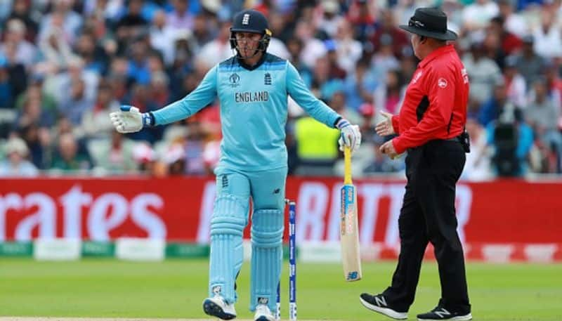 World Cup 2019 Jason Roy fined handed 2 demerit points escapes final ban