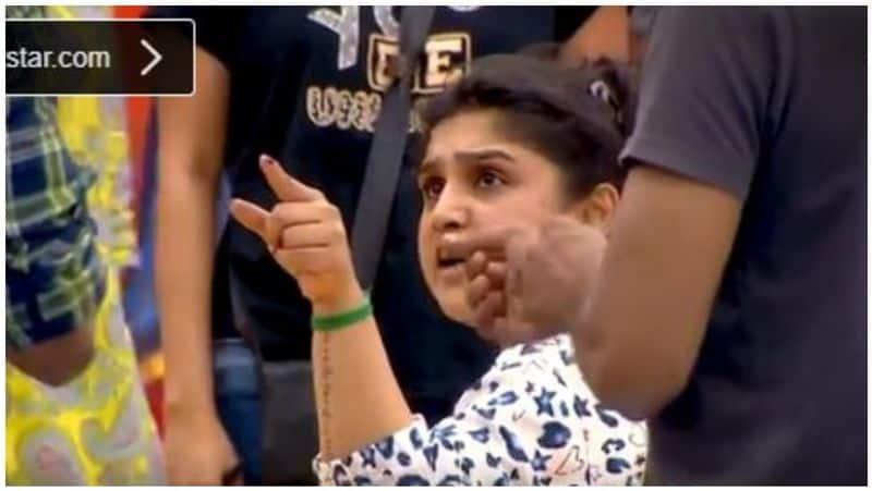 dharsha react vanitha voice