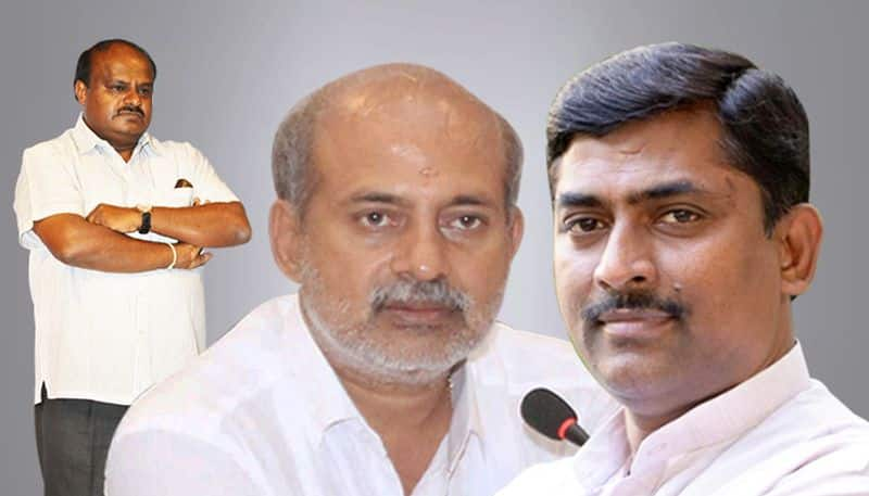 Karnataka coalition crisis BJP JDS leaders upset after Sa Ra Mahesh Muralidhar Rao meeting
