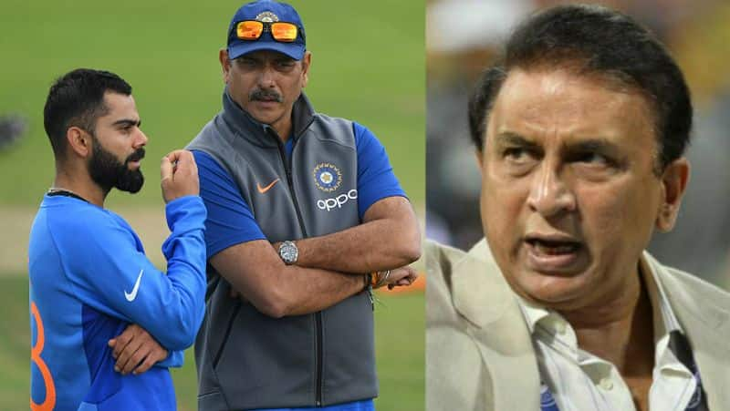ravi shastri and kohli preference their supporters in indian team