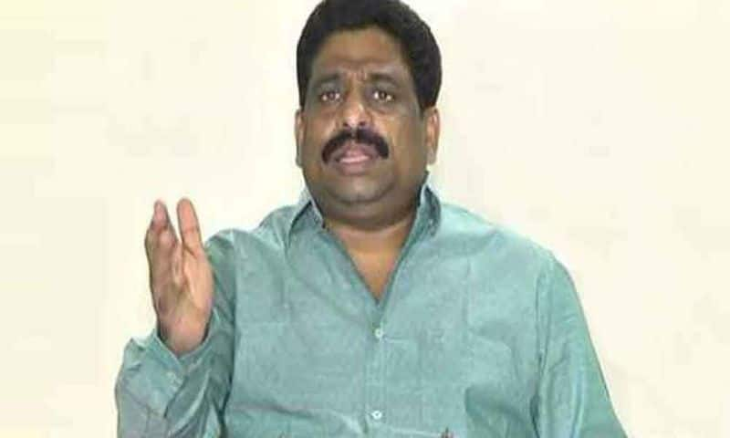 budda venkanna counter to MP Vijayasai reddy