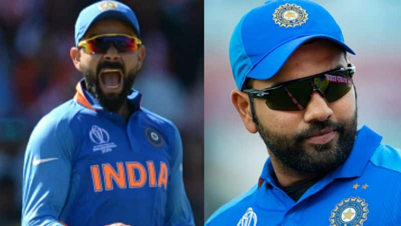 virat kohlis logical reply to question about rift with rohit sharma