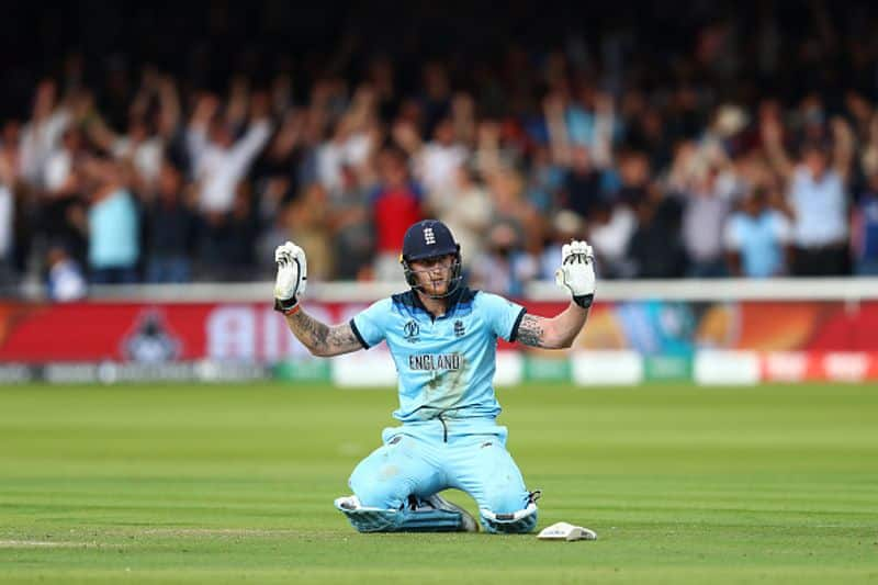 World Cup 2019 Final Ben Stokes told umpires dont want 4 overthrows claims James Anderson