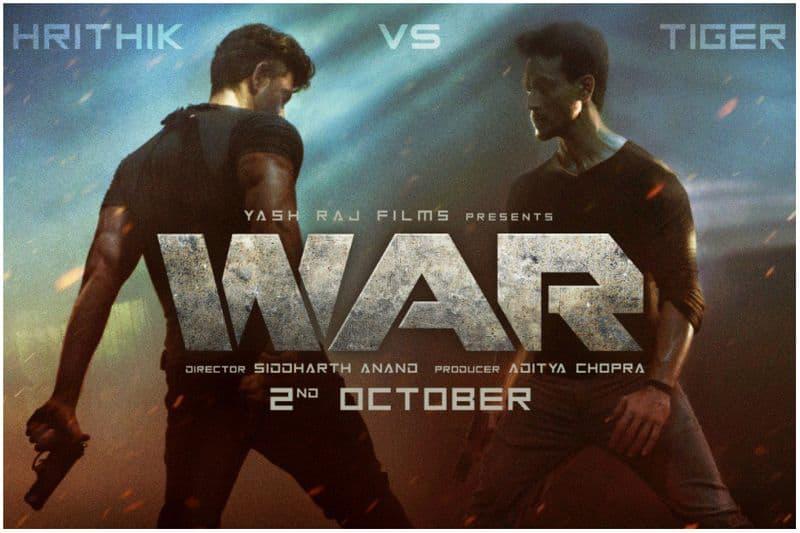 War teaser: Hrithik Roshan, Tiger Shroff pull off jaw-dropping action scenes