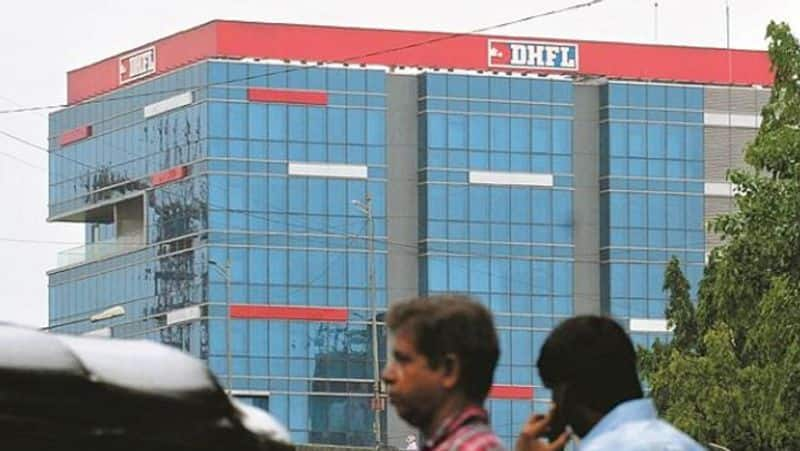 Housing Finance Company DHFL has a huge loss in the stock market