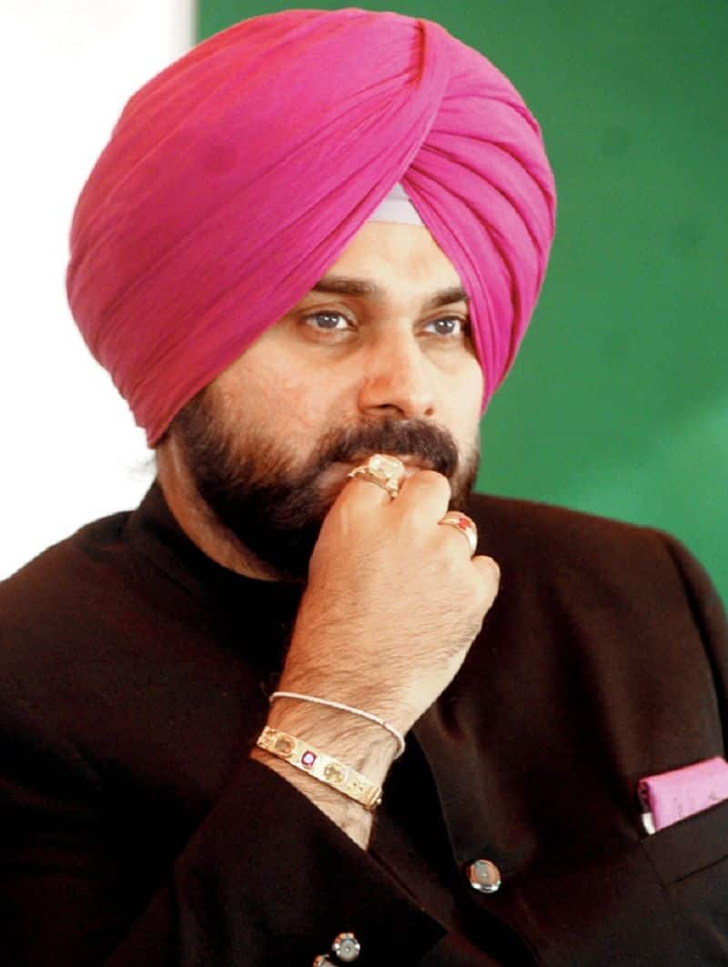 congress leaders has sidelined navjot singh sidhu after resignation in party