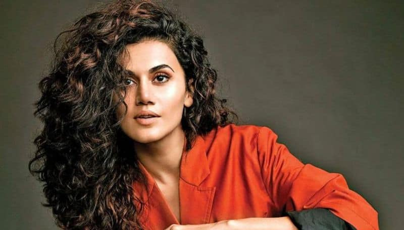 Taapsee Pannu opens up on salary structure of bollywood