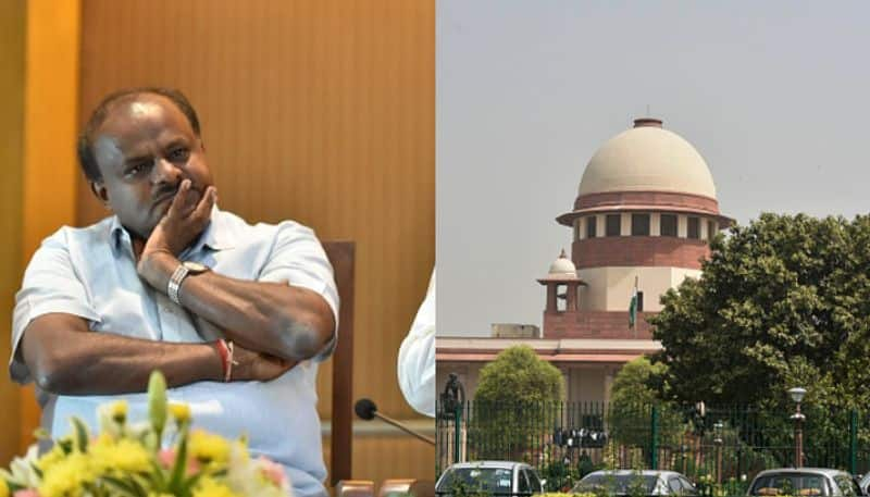 Karnataka coalition crisis SC says rebel MLAs cant be forced to attend trust vote on July 18