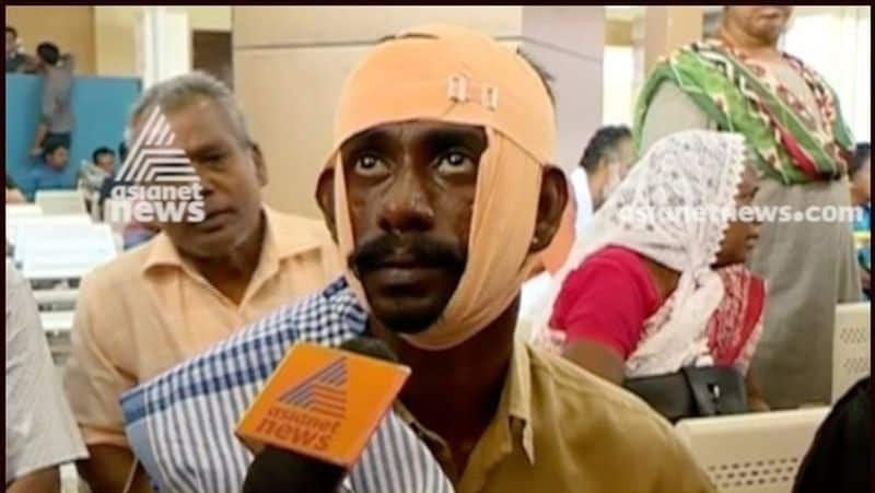 Kerala Police grab headlines for attacking cancer patient