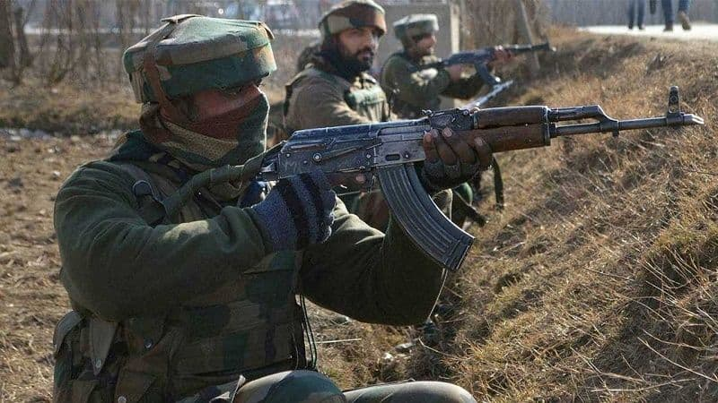 Jammu and Kashmir 1 terrorist killed in Baramulla encounter special police officer martyred