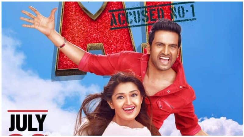 santhanam movie 'a1' review