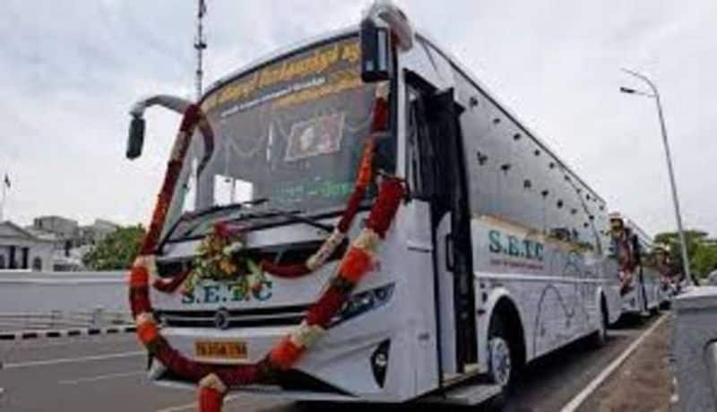 2000 new buses for tamilnadu