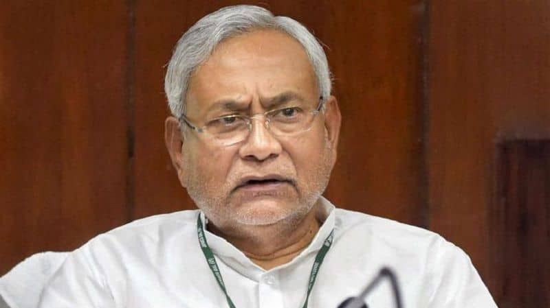 Nitish kumar looking for future alliance with opposition through RSS leaders inquire