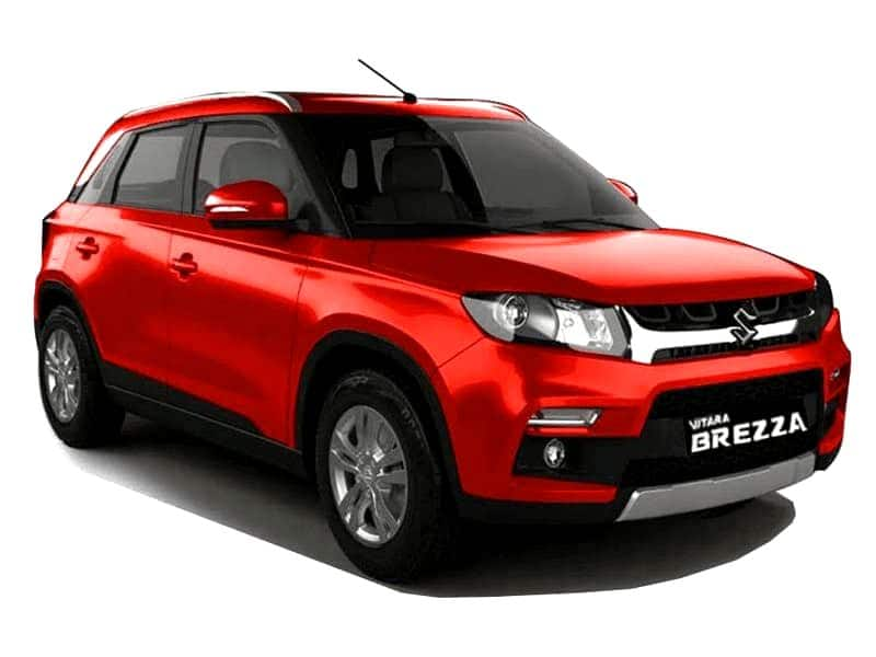Maruti Suzuki Vitara Brezza Sales Cross 5 Lakh Milestone