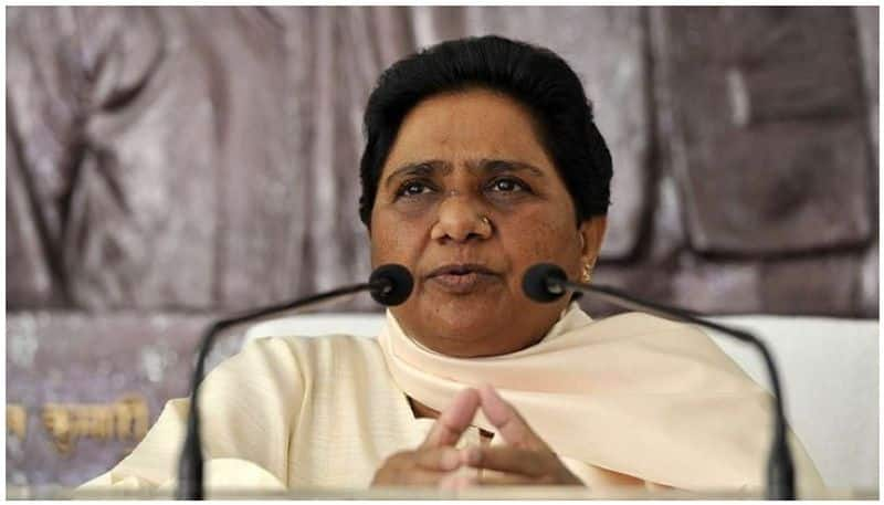 Why is Mayawati getting more aggressive SP and Congress than BJP