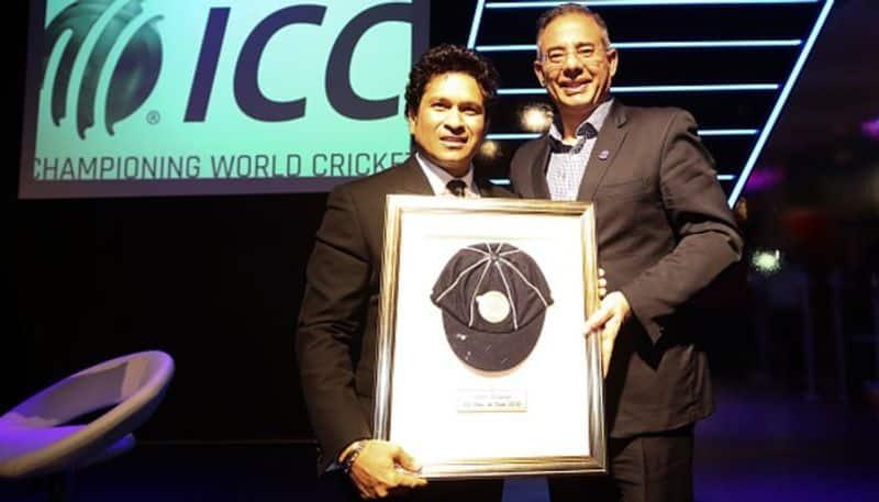 Sachin Tendulkar Allan Donald Cathryn Fitzpatrick inducted ICC Hall of Fame