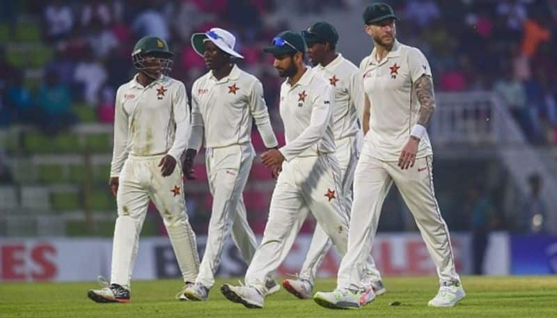 Zimbabwe Cricket suspended team barred from ICC events